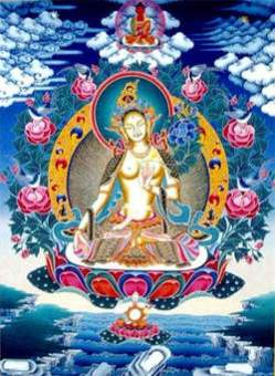 21 manifestations of Tara